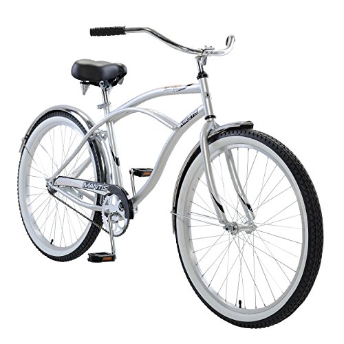 Mantis Beach Hopper Cruiser Bike, 26 inch Wheels, 18 inch Frame ...