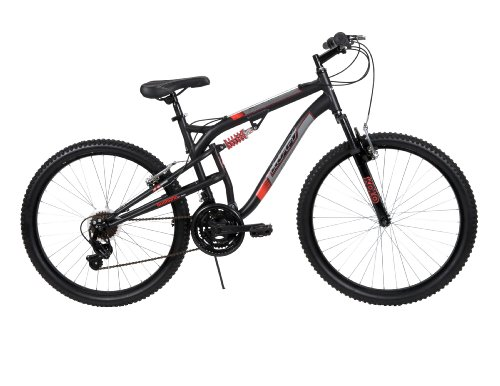 Huffy Bicycle Company Men S Dual Suspension Terrain Bike