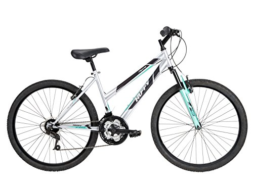 Huffy Bicycle Company Ladies Number 26335 Alpine Bike, 26-Inch, Silver |