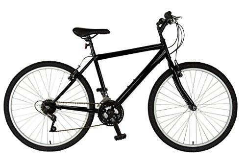 Cycle Force Rigid Mountain Bike, 26 inch Wheels, 18 inch Frame ...
