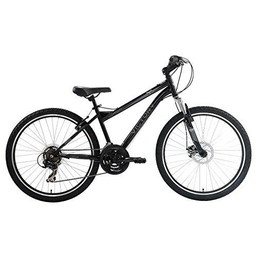 Victory Kingpin 8Ball Hardtail Mountain Bike, 26 inch Wheels, 16 ...